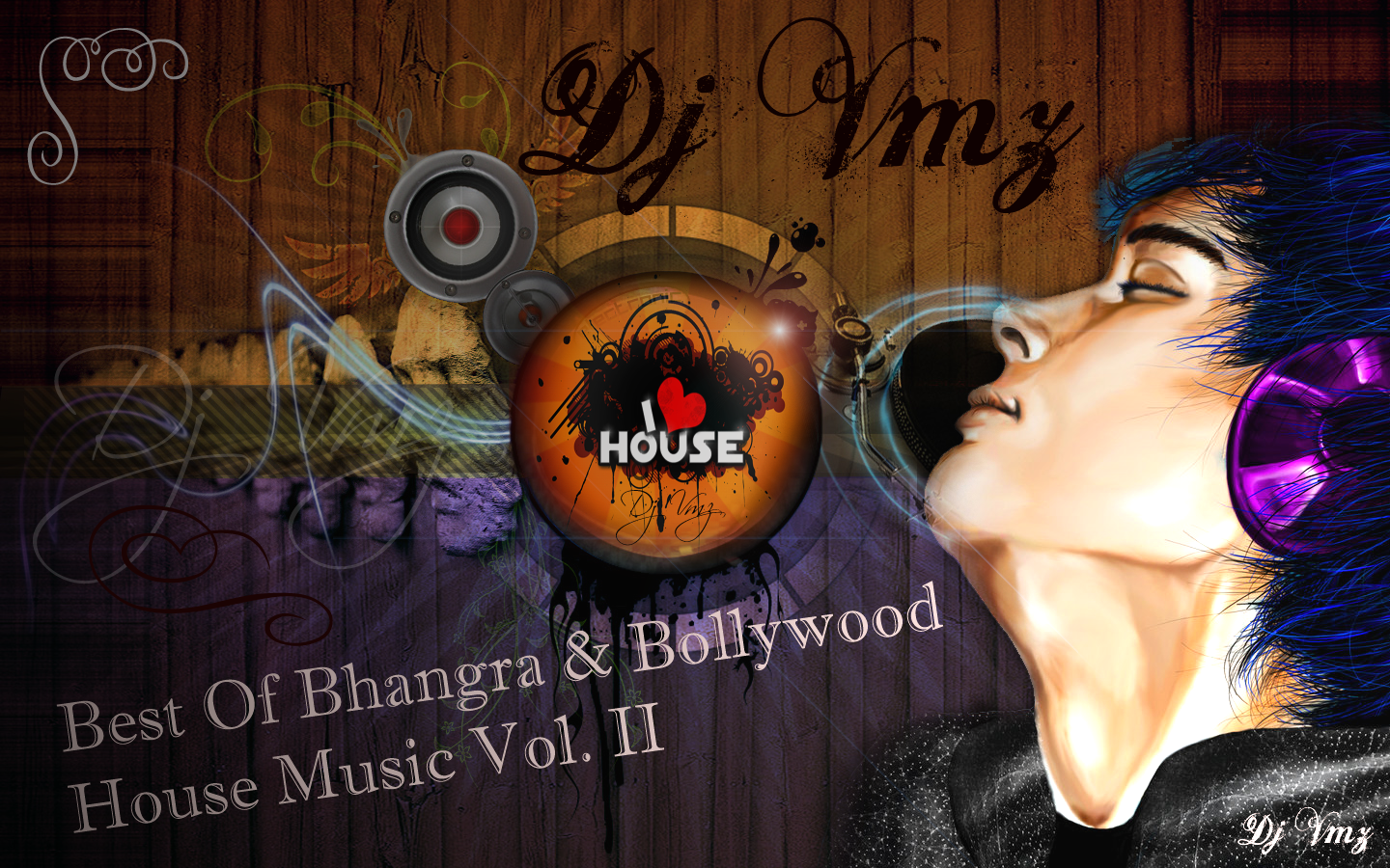 Dj Vmz Best Of Bhangra Bollywood House Music Vol Ii